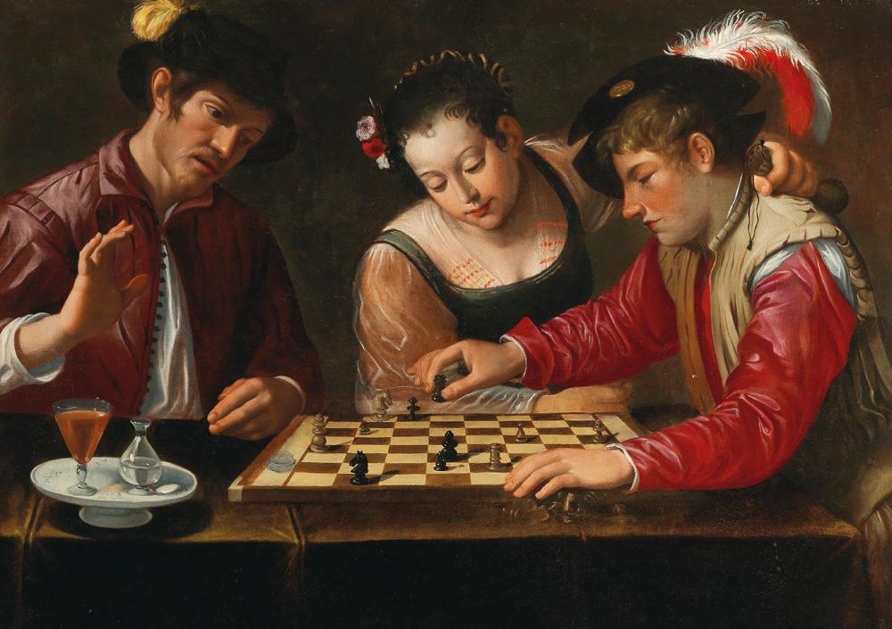 Cambiamento di setting: un tertium da gioco degli scacchi?